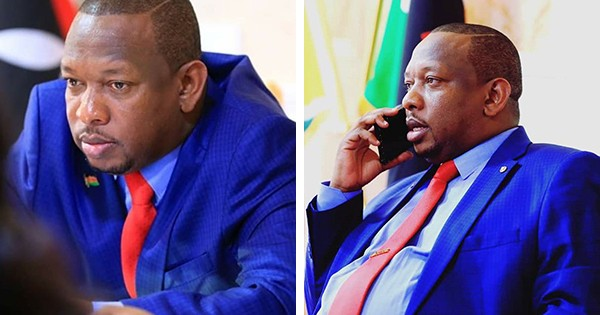 Mike Sonko, Governor of Nairobi