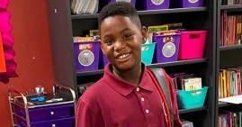 Roderick Payne, Jr., boy killed by stray bullet in Indianapolis