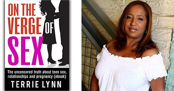 Terrie Lynn, author of On the Verge of Sex