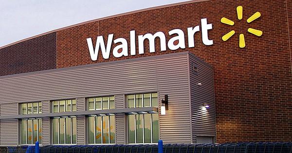 Walmart store in Chicago