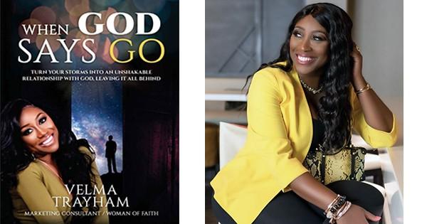 When God Says Go By Velma Trayham