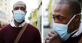 African American patient with Coronavirus