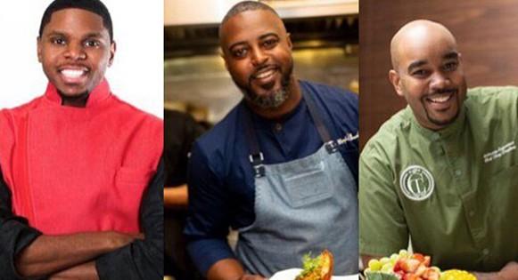 Black chefs feeding homeless in Detroit