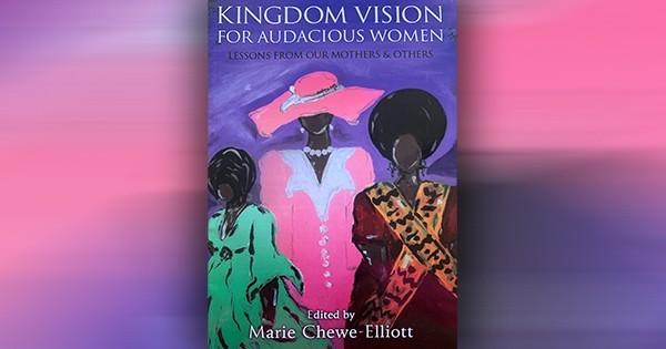 Kindom Vision for Audacious Women bookcover