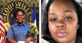 Breona Taylor, Black woman killed by Louisville Police