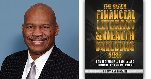 David Fontaine, author of the Black Financial Literary & Wealth Building Bible