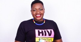 Doreen Moraa, woman living with HIV for 20 years