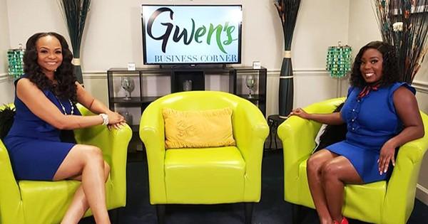 Gwen's Business Corner With Deonta B