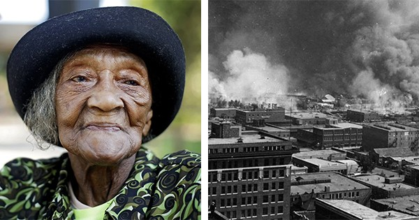 Lessie Benningfield Randle, Black woman who filed lawsuit for Tulsa Race Riots