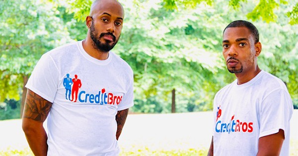 Christopher Watson and Aaron Steede, The Credit Bros