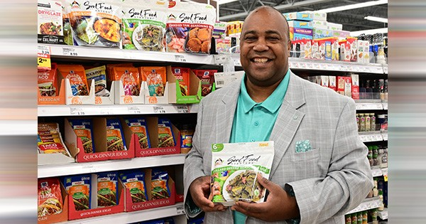 Black Chef's New Line of Soul Food Starter Kits Available in 1,000+ Grocery Stores Nationwide
