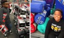 9-Year Old Boy Buys 100 Sleeping Bags, Socks and Food For the Homeless